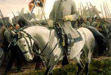 History-Men & Their Horses / by Robert Davies