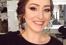 Make-up by Oxana Novacovici