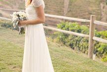 Haute couture brides