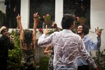 Wedding-Rain Photos
