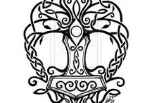 Pagan Coloring Pages / by Lavender RoseMary