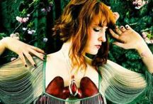 Florence + the Machine / by Eloisa Souza