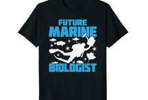 Marine Biology T-Shirts