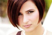 Hair cuts/color / by Nancy Savage