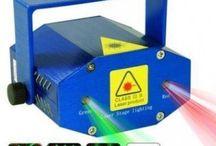Laser RGB Projector