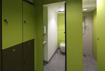 Washroom Washroom - Showers / Examples of our recently installed shower facilitates