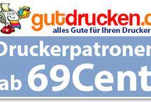 gutdrucken.de / Produkte von http://gutdrucken.de - alles gute für ihren drucker!