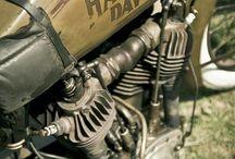 Harley Davidson early