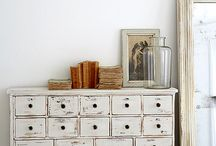 Shabby chic... country...