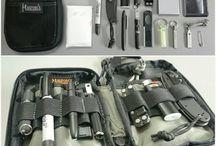 Camp Survival BOB EDC Bag