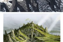 Lugares Idéias RPG
