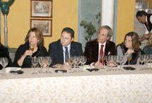 Cata en el Consulado de Italia / Cata organizada por la Asoc. de Vinos y Licores de Sevilla, asistiendo Bodegas Salado como miembro de ésta; orientada al cuerpo consular y llevada a cabo en el Consulado de Italia el pasado 16 de Diciembre.