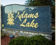 Adams Lake / Adams Lake is a Deed Restricted Community located on the Westside of Jacksonville, Florida.