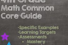 Common Core Math 4th and 5th