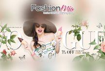 FashionMia Coupons & Promo Codes