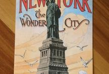 Amazing postcards