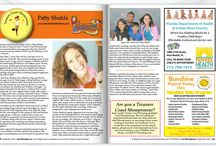 Patty Shukla feature MomPreneur this month! / Treasure Coast Parent tells how Patty Shukla quickly grew to be YouTube's favorite children's musician.  Get the inside information on how it all started and what Miss Patty's up to these days.