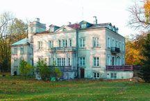 Grzegorzewice - Pałac