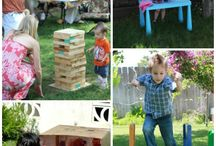 FUN: outside activities / by Kimberly Rose
