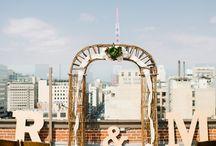 YES I DO & THE CITY / Como dar el si quiero, con estilo en la ciudad.