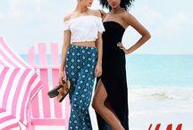Letná kolekcia v H&M Bory Mall! / Nové letné kolekcie v H&M sú v znamení ľahkosti a hravosti!