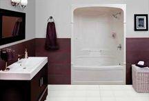 A Splash of Style - Bathroom / Steve's ideas for a great bathroom reno