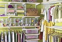 Closets & Storage