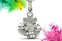 Ganesh Chaturthi - Caitali Pendant