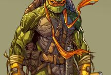 Turtles Ninjas