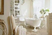 French Country Decorating Ideas: Bathroom