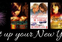 Decadent Publishing / Anything that has to do with Decadent, Book covers, reviews, blog tours and more.