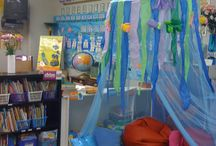 Displays/room provision