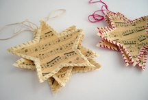 Christmas Crafts / by Sarah Hoverman