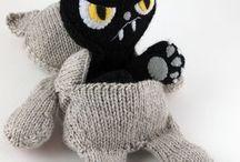 Knitting Ideas / by Jennifer Mitchell