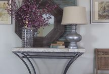table and mantle ideas / by Kristin Zaremba