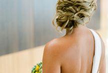 Wedding Hair / by Goldie Wylen