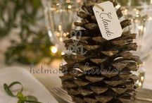 X'Mas Table decor