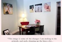 Studio inspiration / by Carri Strom