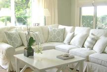 Staged Living Rooms / Living Rooms Staged To Sell or Staged to Live in too! #Living Rooms #Staging #Home Staging / by Barb Schwarz, Stagedhomes.com, IAHSP