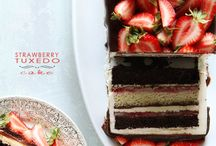 Berry Desserts - Strawberries