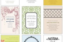 Invitations & Announcements / Birthday party invitations, wedding invitations, baby announcements, Gender reveal, etc.