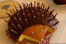 gâteaux créatifs