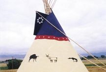 Tipi art ideas