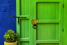 Doors and more... / by Sharon Howard