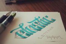 Font&Caligraphy