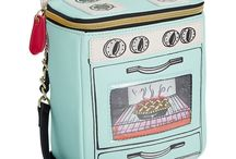 Betsey Johnson Kitschy Handbags & Jewelry