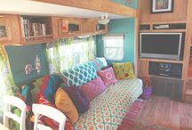 RV renovations / by Nicole Hobin