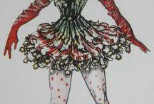 The Flower - female Dancer