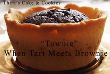 Townie in Surabaya, Indonesia / I let my passion of baking lead me to the world of bakery. I am certainly sure that baking with passion and heart will creat the best output and give the best to my customers. Townie is the example. After getting information that Townie is one of new creation which combines tart and brownie, I have tried to bring this cake to the town. After having a lot of trial and error, I am absolutely getting my best recipe which everybody loves it. Recently, I attempt to try and create a lot recipes.