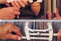 Drewno zabawki ludowe - toys